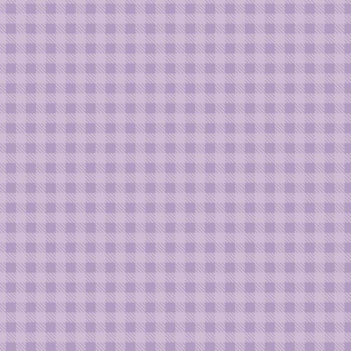 Tecido Nacional Coleção Xadrez Lilac (0)
