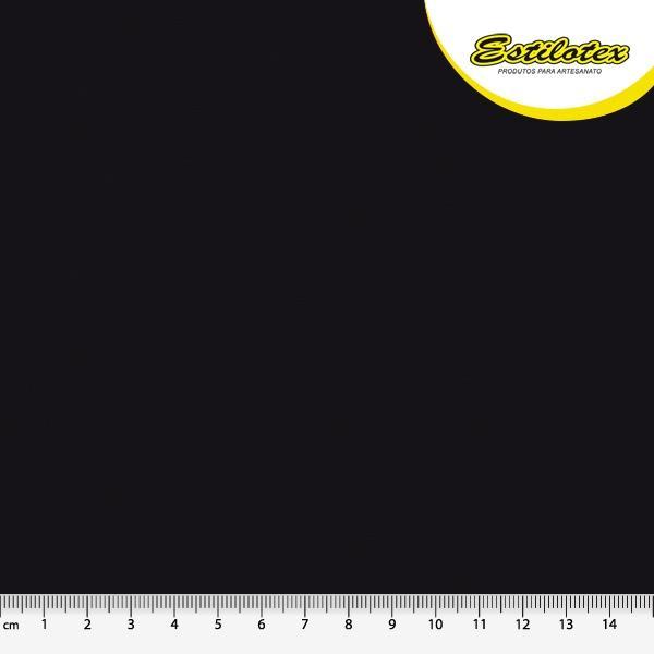 Tecido Nacional Coleção Neutro Liso Preto (0)