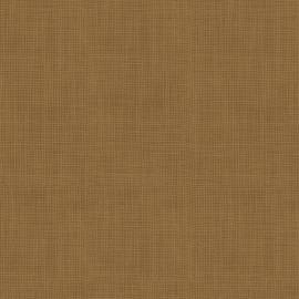 Tecido Nacional Coleção Textura Linho Castanho Fabricart  (0)
