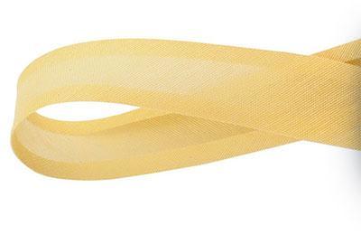 Viés de Algodão Amarelo Bebê 25mm Cinderela com 20 metros   (0)