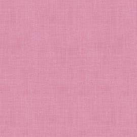 Tecido Nacional Coleção Textura Linho Rosa Fabricart   (0)