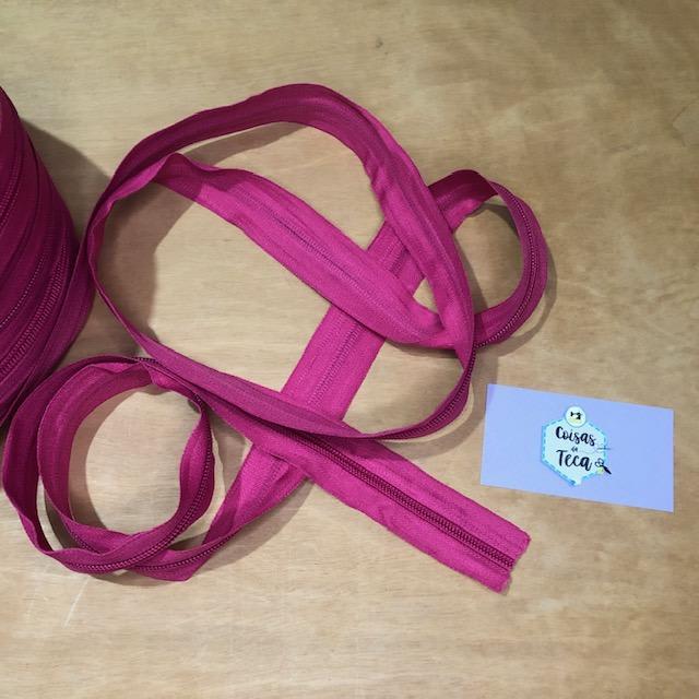 Zíper Número 6 Pink   (0)