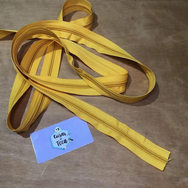 Zíper Número 6 Amarelo (0)