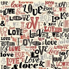 Tecido Nacional Coleção Love Fabricart (0)