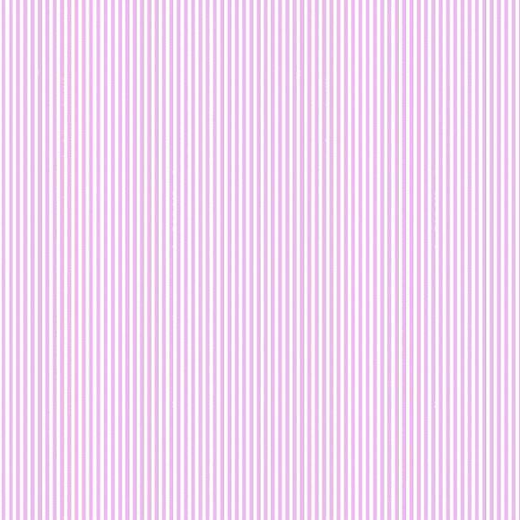 Tecido Nacional Coleção Listrado Rosa Bebê  (0)