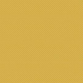 Tecido Nacional Coleção Micro Poa Amarelo Fabricart  (0)