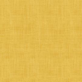 Tecido Nacional Coleção Textura Linho Amarelo Canário Fabricart (0)