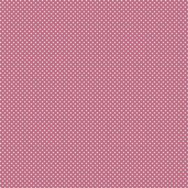 Tecido Nacional Coleção Micro Poa Rosa Fabricart (0)