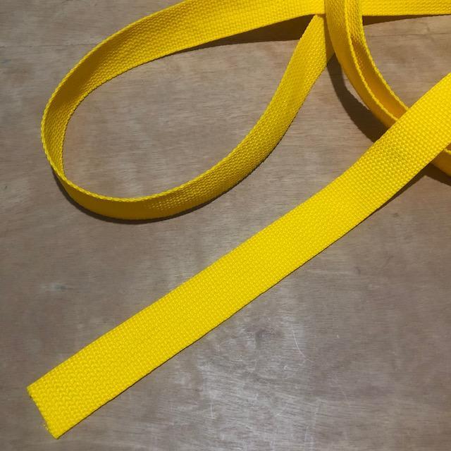 Alça de Poliéster para Bolsas Amarelo Ouro  (0)