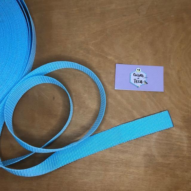 Alça de Poliéster para Bolsas Azul  (0)