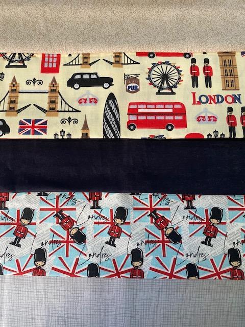 Kit de Tecidos Londres (0)