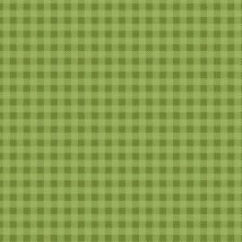 Tecido Coleção Xadrez Verde Grama Fabricart  (0)