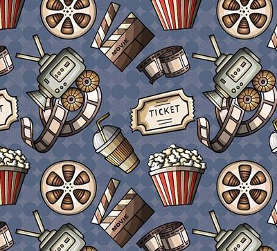 Tecido Digital Coleção Cinema (0)