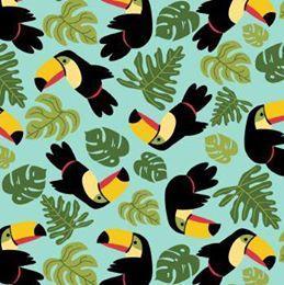 Tecido Nacional Coleção Tucano Tropical (0)