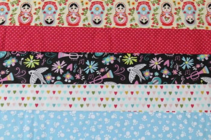 Kit de Tecidos Handmade (0)