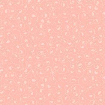 Tecido Nacional Coleção Arabesque Rosa Claro (0)