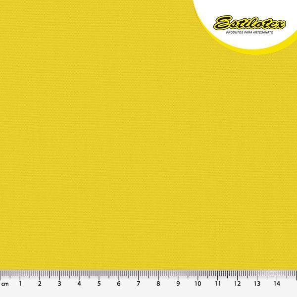 Tecido Nacional Coleção Neutro Liso Amarelo (0)