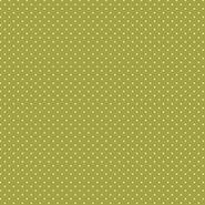 Tecido Nacional Coleção Poas Verde (0)
