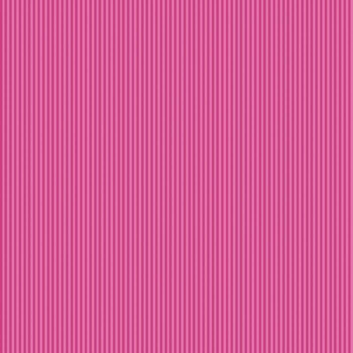 Tecido Nacional Coleção Listrado Ton Ton Pink Fabricart