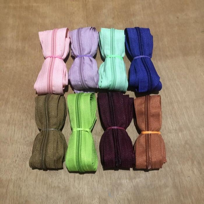Kit Zíper Colors Número 6